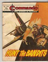 COMMANDO COMIC - No 1394  HUNT THE BANDITS