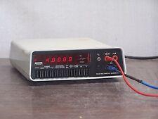 MULTIMETRE ENERTEC 7045  20.000 pts   -   4 1/2 digits -boitier *B267