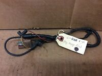 1965-66 FORD MUSTANG ENGINE GAUGE FEED WIRING 6 CYL 170 200 CID ENGINES OEM JPH