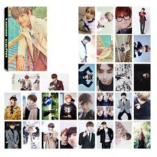 30pcs Set SUGA KPOP Personal LOMO Cards BTS BANGTAN BOYS Photo Picture Poster