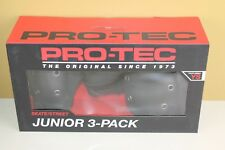 Pro-Tec Skate / Street Junior Youth Small Ys 3-Pack Pads Padding Protec New