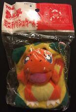 Charmander Pocket Tissue Plush Case TOMY Pokemon Japan Import NEW SEALED RARE