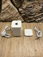 Apple A1521 AirPort Extreme 802.11ac and (2) A1392 AirPort Express Routers