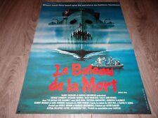 LE BATEAU DE LA MORT death ship   !  affiche cinema epouvante