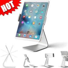 iPad Pro Stand Tablet Holder Cradle 360 Rotatable Aluminum Alloy Desktop Mount