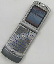 Motorola V3c Razr Verizon Cell Phone Voice Dialing
