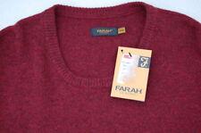 Farah V Neck Medium Regular Jumpers & Cardigans for Men