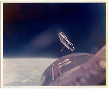 Photo GEMINI 9 - NASA - Tirage argentique d'époque - Juin 1966