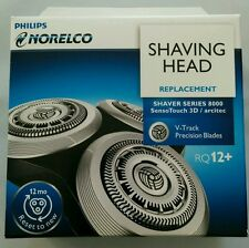 Philips Norelco RQ12 Plus+ SensoTouch 3D Replacement Head & Arcitec RQ10 Upgrade