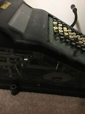 Antique Adding Machine - Wales brand