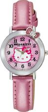 NEW CITIZEN Q & Q Hello Kitty Classic Ribbon Analog Watch VW23-130 from Japan