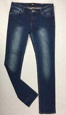 "DOTTI Women's Jeans size 11 Blue Denim waist= 32"" Stretch Ladies Good Condition"