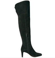 Vince Camuto Women's Armaceli Over The Knee Boot - Black - Verona - Size 5M