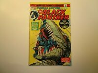 '73 JUNGLE ACTION # 14, BLACK PANTHER IN   FINE+ CONDITION,