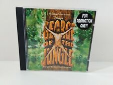 George Of The Jungle Soundtrack, Promotion Only Disney 1997