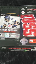 Russell Athletic Combo Pack......Arena Football Game & Hoodie  Med.