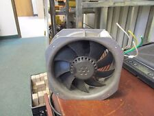 EBM Cooling Fan W2E300-HH86-07 115V 50/60Hz Used