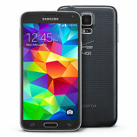 Samsung Galaxy S5 G900V 16GB Phone w/ 16MP Camera  - Black