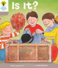 Oxford Reading Tree: Stage 1: More First Words: Who Is It? (Ort More First Words