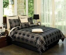 Fontaine Quilt Duvet | Doona Cover | Sanderson | 6 Pieces | Jacquard | Queen
