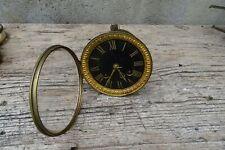 Mouvement de Paris pour pendule horloge- deuxième moitié du XIX