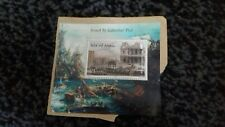 Large ISLE OF MAN £1 collectable stamp