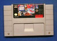 ESPN National Hockey Night (Super Nintendo Entertainment System, 1994)