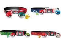 Pokemon Poke Ball Figure Belt Pikachu Squirtle Bulbasaur Charmand Toy Gift Game