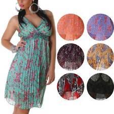 Damenkleider mit Neckholder für die Freizeit in Größe XS
