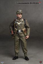 "Soldier Story 1/6 Scale 12"" WWII German Feldgendarmerie Des Heeres Figure SS-054"