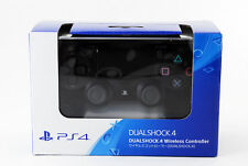 Sony Genuine Dual Shock 4 Wireless Controller Black CUH-ZCT2J from Japan