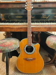 chitarra ovation celebrity mod. CC68 acustica elettrificata