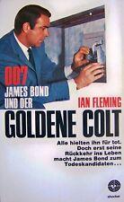 JAMES BOND + 007 + UND DER GOLDENE COLT + IAN FLEMING + phoenix shocker + 1968 +