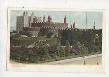 Deal Castle Kent Vintage Peacock Postcard 515b