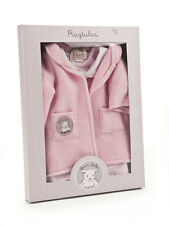 Ragtales Beartales - Outfit - Pink Bedtime Set for Darcy Bear and Bo Rabbit