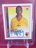 Ashley Young Watford Inter Milan Premier League 2007 Merlin Rookie Sticker