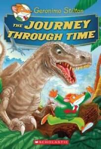 Geronimo Stilton Special Edition: The Journey Through Time - Hardcover - GOOD