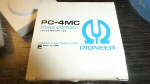 Pioneer PC-4MC rare Moving Coil cartridge!!  New Old Stock!!