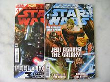 Star Wars Galaxy n° 1 et 3 - Lucas books / Titan magazine