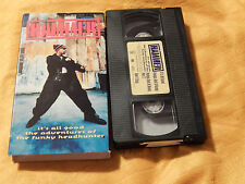 Hammer - It's All Good: The Adventures of the Funky Headhunter (VHS, 1994) OOP)