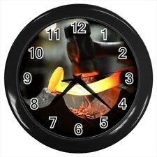 Blacksmithing Wall Clock