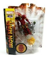 "Marvel Select Iron Man 8"" Action Figure - Diamond Select Toys"