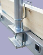 UNIVERSAL STAGING BOARD HANDRAIL POSTS WILL FIT 450/600mm BPS YOUNGMANS LFI LYTE