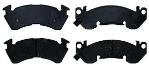 Frt Ceramic Brake Pads  ACDelco Professional  17D614C