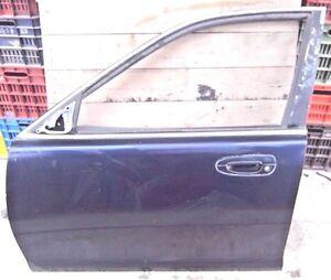 MAZDA XEDOS 6 MODEL 1992-99 BARE EMPTY FRONT LEFT DOOR 4DRS Door