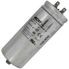 Anlaufkondensator Motorkondensator 40µF 250V 45x152mm Kabel 30cm ICAR 40uF