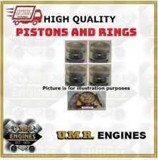 Toyota Camry, Tarago, Rav 4 2.4 Litre 2AZ-FE - PISTON AND RING SET