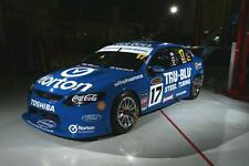 1/18 2012 FORD FG FALCON MOFFAT DAVISON DJR DICK JOHNSON RACING TRU-BLU BATHURST