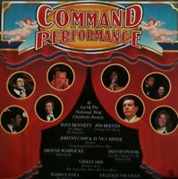 Command Performance Vinyl LP.Pickwick SHM 912.Tony Bennett/Jim Reeves/Vikki Carr