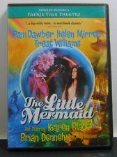 Faerie Tale Theatre - The Little Mermaid (DVD, 2004)